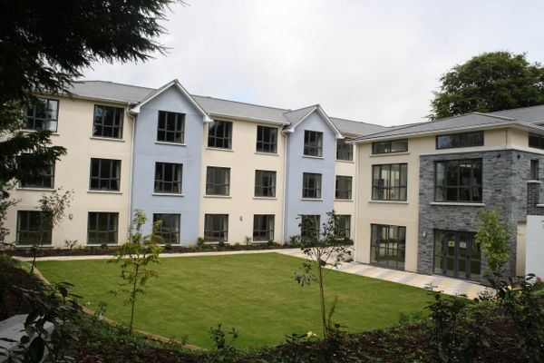 Hartley Park Residential Dementia Care Home Plymouth